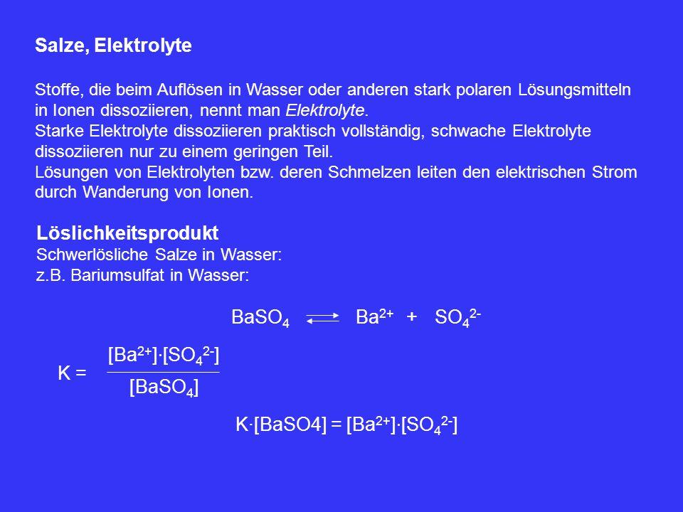 K∙[BaSO4] = [Ba2+]∙[SO42-]